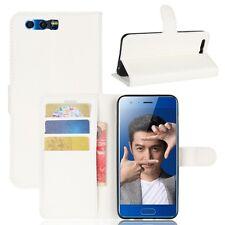 Funda Protectora Blanca para Huawei Honor 9 potada Del Libro Bolsa, bolsillo, De