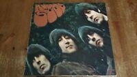 The Beatles – Rubber Soul Vinyl LP Album Repress Parlophone – PCS 3075 1976?