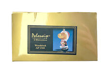 Polonaise Komozja Glass Ornament: Woodstock Christmas Ap1368 New in Box Peanuts