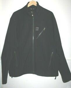 66 Degrees North Iceland Men's Black Vatnajokull Primaloft Softshell Jacket  2XL