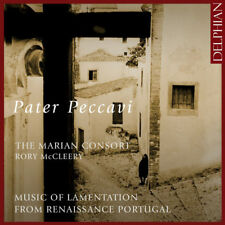 Marian Consort : The Marian Consort: Pater Peccavi: Music of Lamentation from