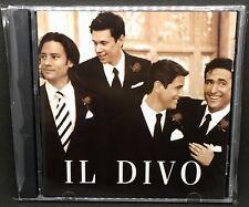IL DIVO - (SELF TITLED), CD ALBUM.