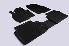 MAZDA CX-5 2011—2017 Fully Tailored Rubber | Set Car Floor Mats Carpet for