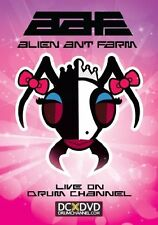 """ALIEN ANT FARM"" LIVE ON DRUM CHANNEL-DVD-CONCERT-PERFORMANCE SEALED NEW ON SALE"