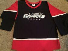 Oz Sports Inc Hockey Game Jersey Sz Small