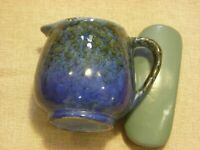 Vintage Fowler ware Jug interesting glaze and good size