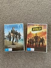 A Star Wars Story DVD Collection
