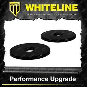 Whiteline 14mm Rear Spring Pad Lower Bush for Commodore VG VN VP VR VS VT - VY