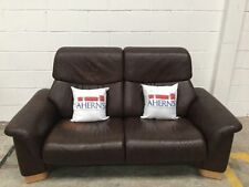 Ekornes Leather Sofas, Armchairs & Suites