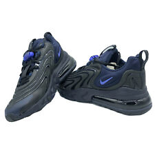 Nike Air Max 270 React ENG Black Sapphire Men's Shoes Sneakers Blue CD0113-001