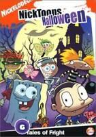 Nicktoons - Halloween - Tales of Fright - DVD By Nicktoons - GOOD