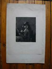 Portrait de REMBRANDT - Alberto Maso Gilli