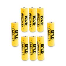 18650 8PCS BXE Battery 9800mAh Li-ion 3.7V Rechargeable Batteries Ship from USA