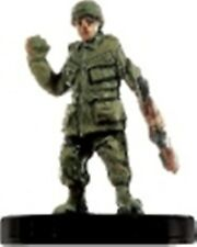 Axis & Allies Set 2: #23 Screaming Eagle Captain