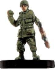 Axis & Allies Set 2: #23 Screaming Eagle Captain