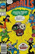 Madballs #9 Comic 1988 - Marvel Comics - Star Comics