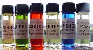 1 x COME TO ME OIL - Wicca Pagan Witch Occult New Age Spell Goth Punk Ritual