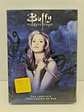 Buffy the Vampire Slayer - Complete First Season 1 (DVD, 3-Disc Set) Brand New