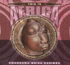kwangoma mbira karimba, this is africa vol.10