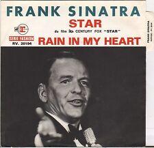 """FRANK SINATRA """"STAR / RAIN IN MY HEART"""" 60'S SP REPRISE R.V. 20.194"""