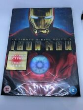 Ironman Ultimate 2 disc Edition New & Sealed
