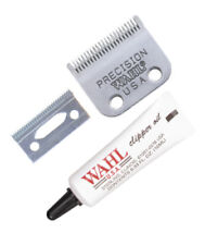 Wahl Precision Hair Clipper Blade Set and Oil
