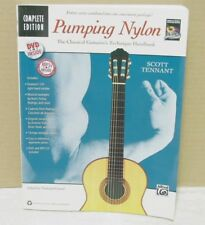 Pumping Nylon with hard DVD & MP3 The Classical Guitarist's Technique Handbook