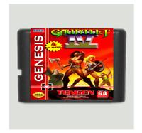 Gauntlet 4 16 bit  MD Game Card For Sega Mega Drive For Genesis