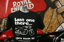 Cafe Racer t shirt - Heavy Duty T Shirt With Unique Cafe Racer Motorcycle Design