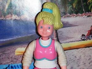 Fisher Price Loving Family Teen Doll wearing pink blonde hair dollhouse dream