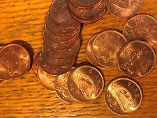 1964 IRELAND ½ D HALF PENNY EIRE PIG IRISH BU GEM  RED/ BROWN 1 COIN /BID A059