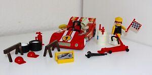 Rennwagen Racing Playmobil Set Nr. 3147