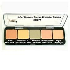 Graftobian HD Glamour Cr��me Foundations Palette, Corrector Shades