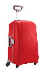 Samsonite Aeris Spinner rot 75 Cm Koffer