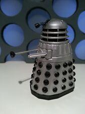 Doctor Who Dalek Silver & Black Corgi Diecast Metal Rare Model Classic Figure