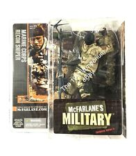 McFARLANE'S Military US Navy Marine Corp Recon Sniper - Series Debut
