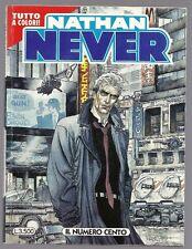 NATHAN NEVER N. 100 TITOLO: IL NUMERO CENTO (A COLORI) SETT. 1999