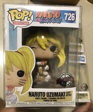 Funko Pop!Rare Naruto Uzumaki Sexy Jutsu #726 Exclusive With protective shell