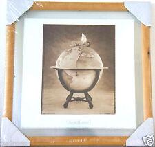 tableau cadre ANNE GEDDES photo bébé ange 23cms neuf vitre verre decoration