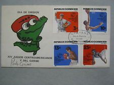 COSIMO  PINTO  1964 Olympic Boxing Gold Medal/Italy Signed  1982 First Day Cover