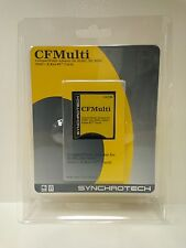 CFMulti CompactFlash Type II to Eye-Fi™ + Multi-Card Adapter WiFi DSLR