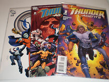 DC Comics Thunder Agents #1-3 (2011)