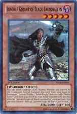 Ignoble Knight of Black Laundsallyn (ABYR-EN000) - Super - Near Mint - 1st Ed.