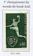 STAMP / TIMBRE FRANCE OBLITERE N° 1629 SPORT HAND BALL
