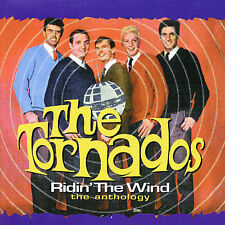 Ridin' the Wind: The Anthology by The Tornados (CD, Apr-2002, Castle)