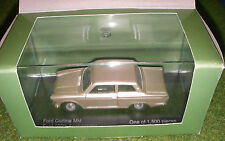 VANGUARDS DIE-CAST 1/43 SCALE VA07303 FORD CORTINA MKI FORD 100th ANNIVERSARY
