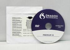Nuance Dragon NaturallySpeaking 12 Premium