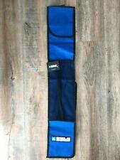 Byte Single Hockey Stick Bag Holster Junior Kids Hockey Sports Field BLUE - NEW