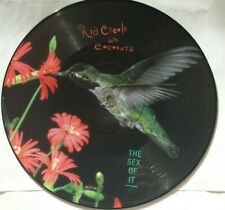 """Kid Creole And The Coconuts - The Sex Of It (12"""" Picture Disc) ☆ FREE FAST POST"""