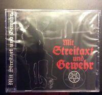 Mit Streitaxt und Gewehr CD (Black / Viking / Pagan Metal Sammlung)
